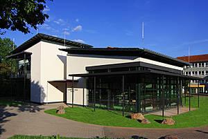 2010 Schulanbau mit Medienzentrum – Kaufmännische Schulen Marburg