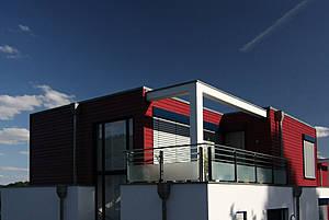 2008 Wohnhaus – Marburg