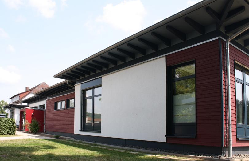 2010 Lernzentrum 5+6 – Steinmühle Marburg