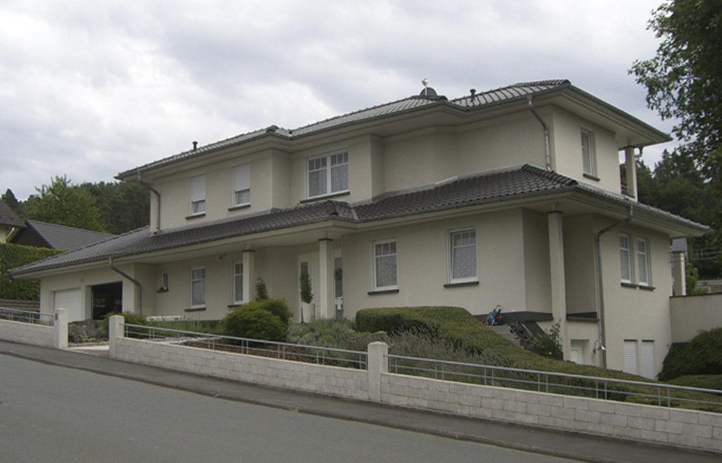 2000 Wohnhaus – Lahntal-Goßfelden