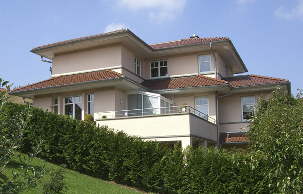 1998 Wohnhaus – Lollar