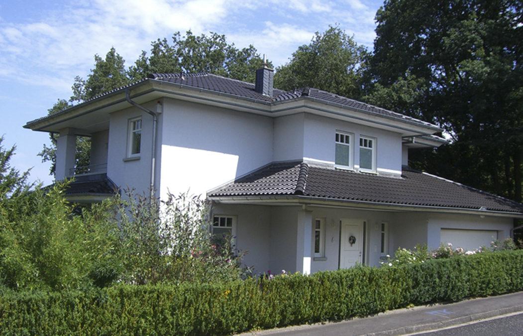 1997 Wohnhaus – Marburg