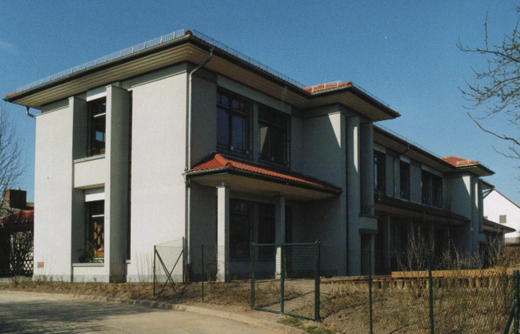 1995 Schulbau – Grundschule Schröck