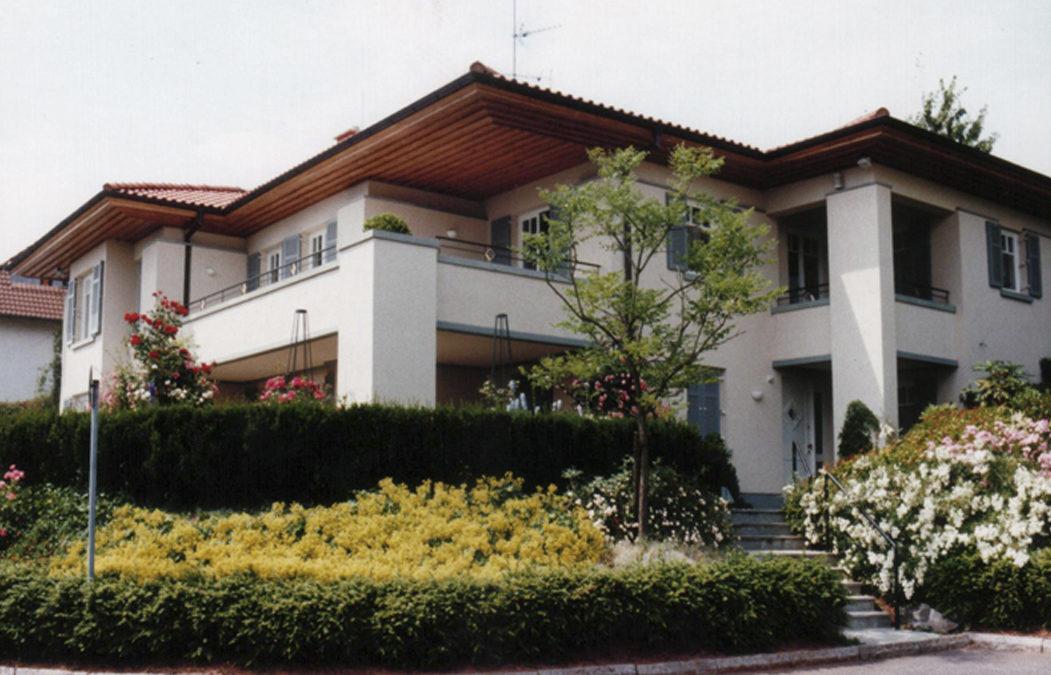 1992 Wohnhaus – Marburg-Ockershausen