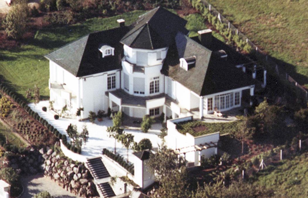 1989 Wohnhaus – Marburg