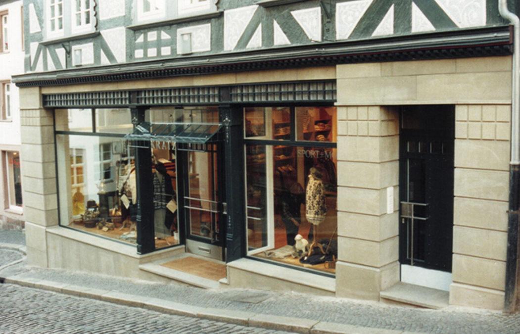 1993 Modeboutique – Altstadt Marburg