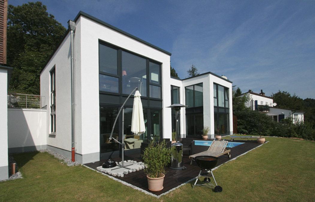 2012 Wohnhaus – Marburg-Marbach