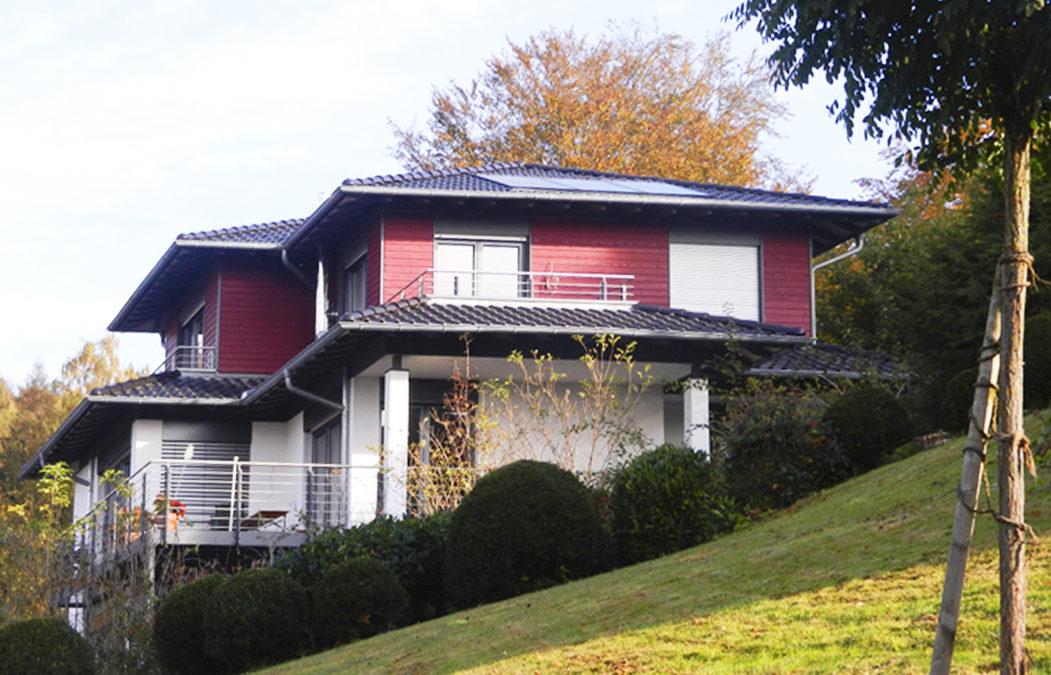 2011 Wohnhaus – Marburg-Wehrshausen