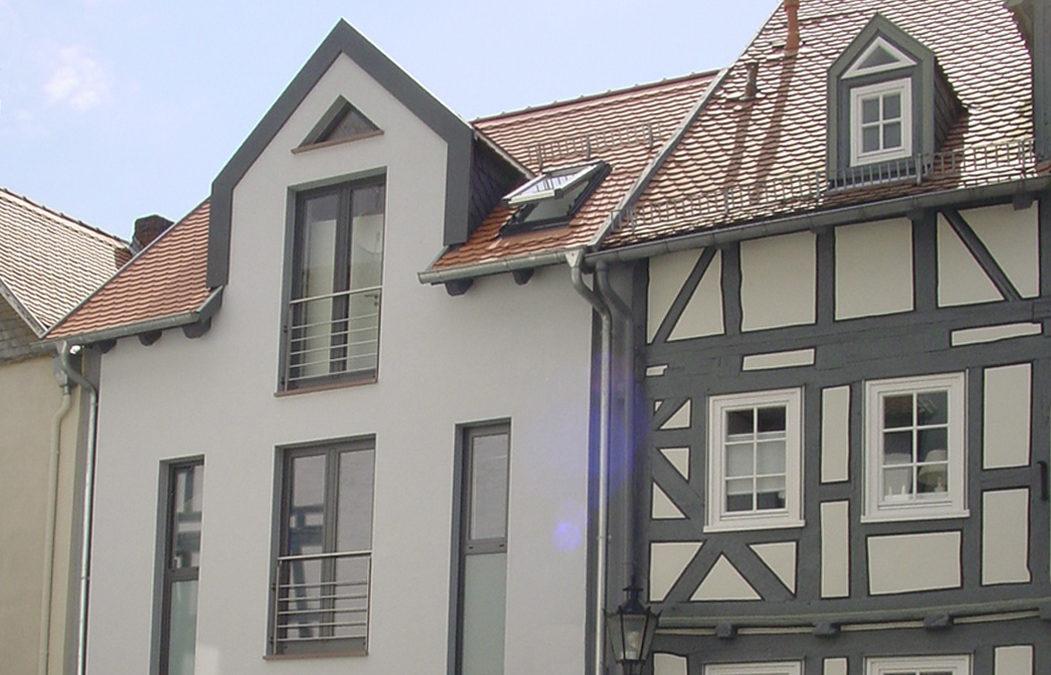 2005 Wohnhaus Lückenschluss – Marburg