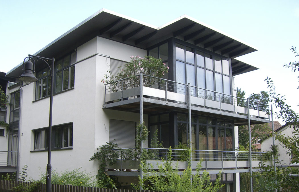 2004 Wohnhaus – Marburg