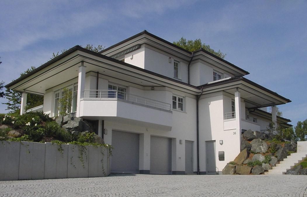 2004 Wohnhaus – Marburg-Marbach