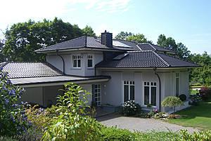 1996 Wohnhaus – Marburg