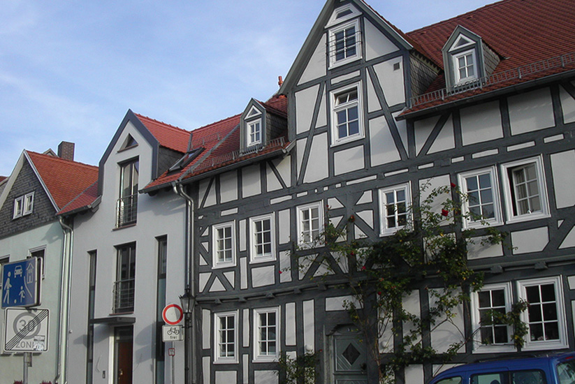 1978 Wohnhaus – Marburg