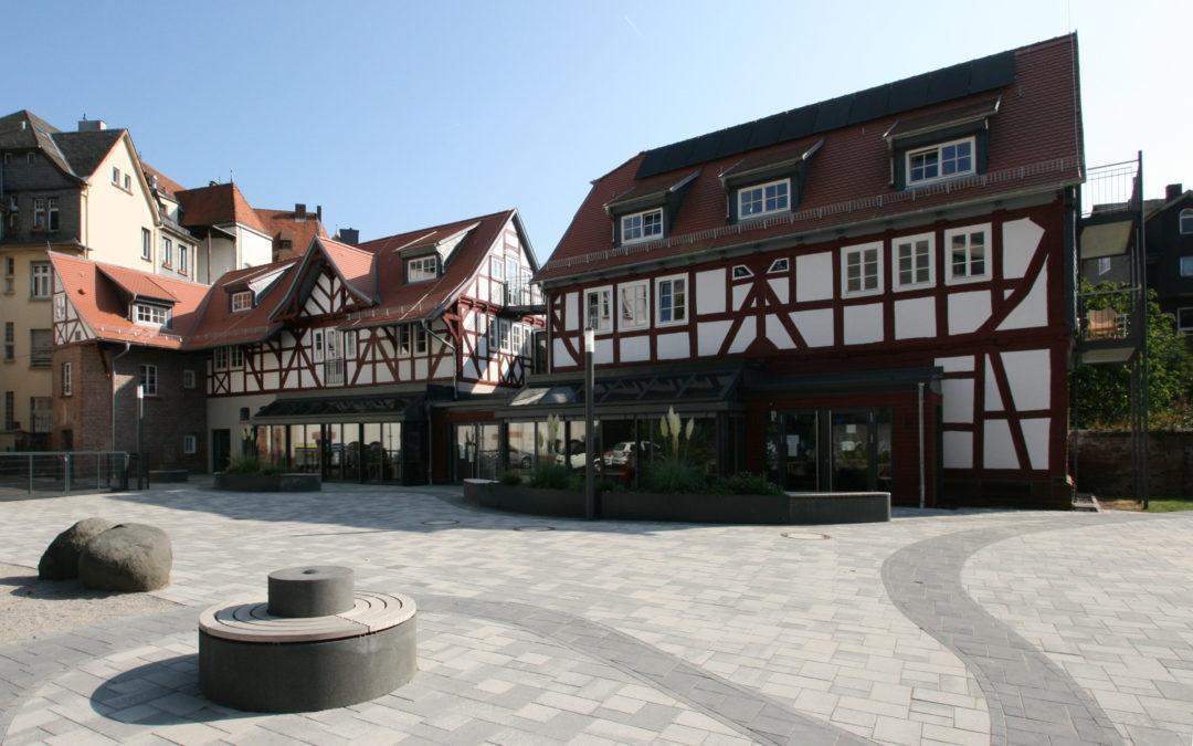 Sanierung und Umnutzung der Remisen – Universitätsstraße Marburg