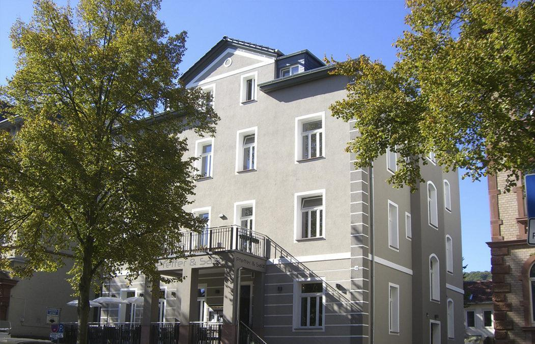 2011 Wohn- und Geschäftshaus – Südviertel Marburg