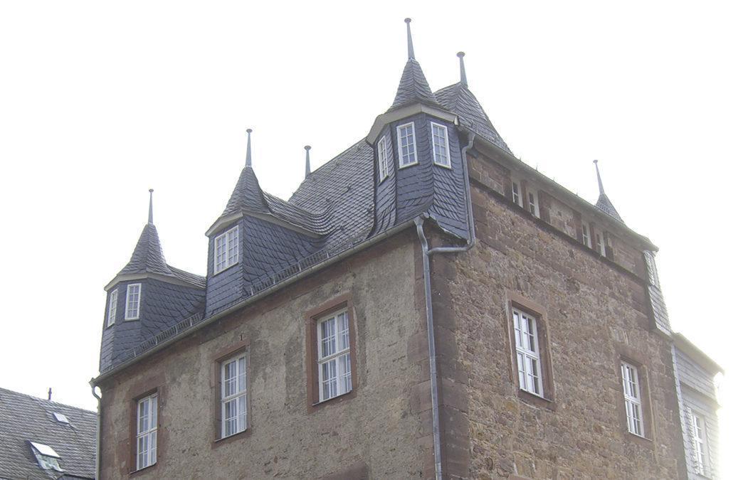 2007 Verlagsgebäude – Altstadt Marburg
