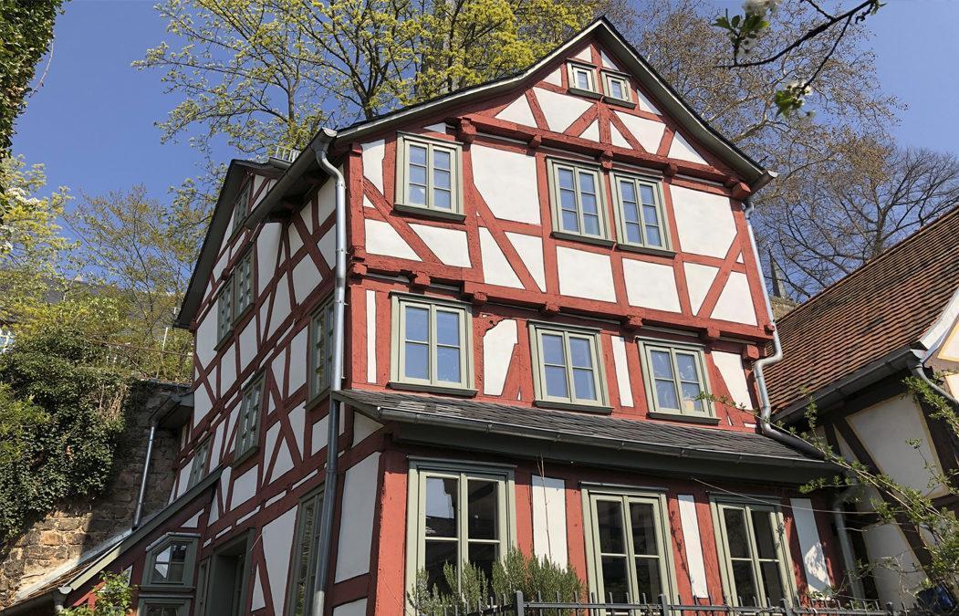2006 Wohnhaus – Altstadt Marburg