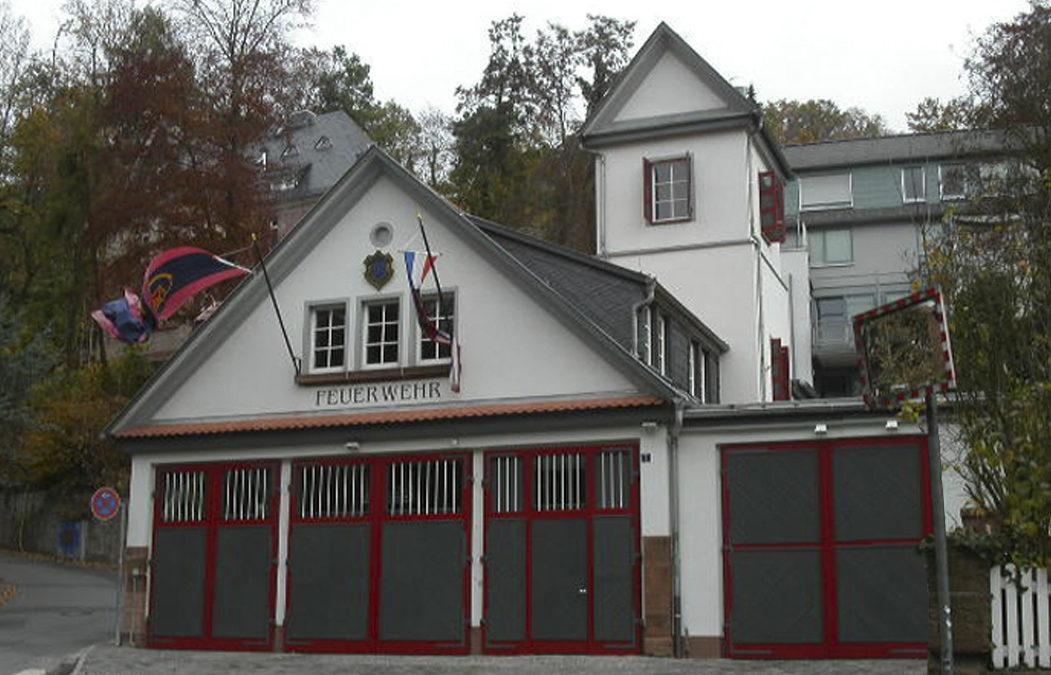 2004 Feuerwehrhaus – Marburg