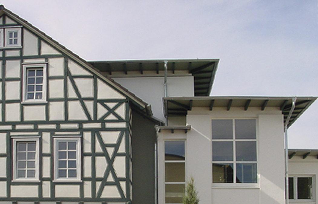 2005 Wohn- und Geschäftshaus – Kirchhain