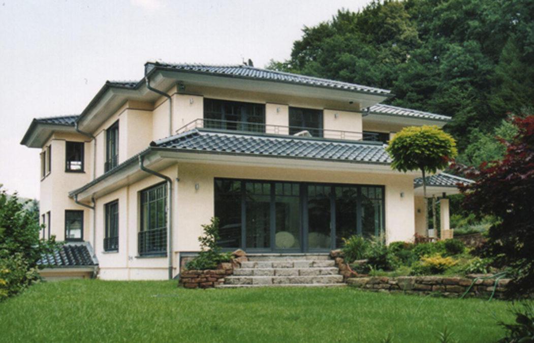 2002 Wohnhaus – Marburg