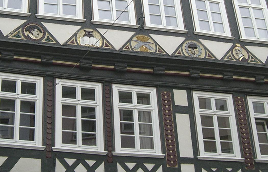 1999 Wohn- und Geschäftshaus – Altstadt Marburg