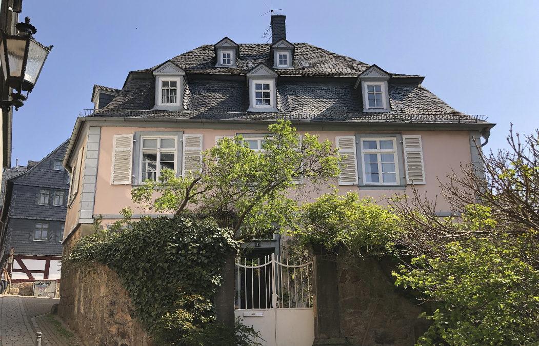 1985 Wohnhaus – Altstadt Marburg