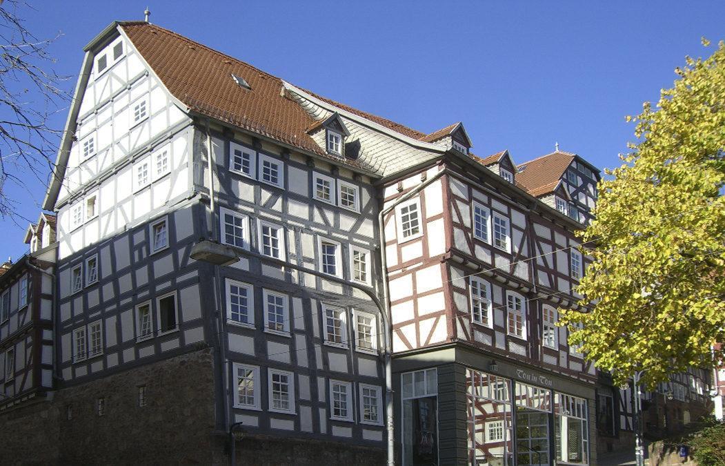 1982 Wohn- und Geschäftshaus – Marburg