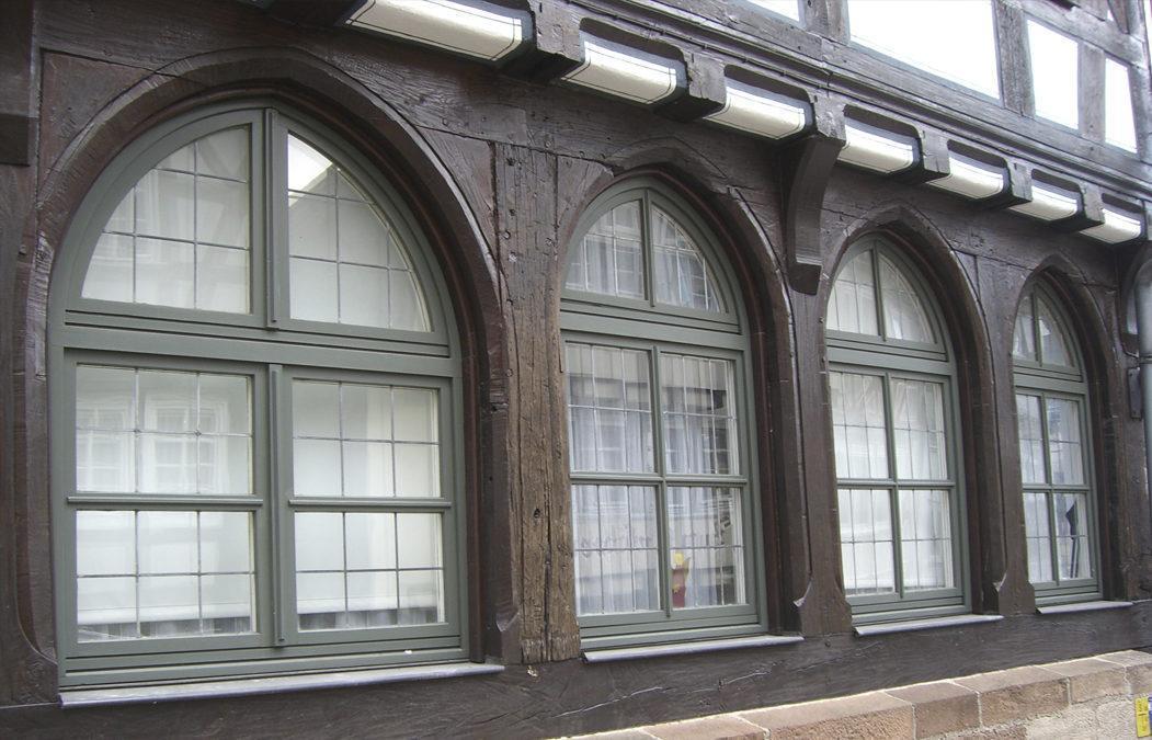1980 Wohnhaus – Altstadt Marburg