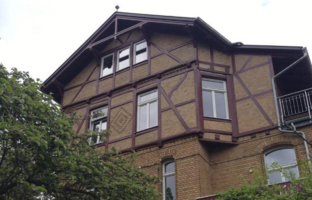 2014 Wohnhaus – Altstadt Marburg