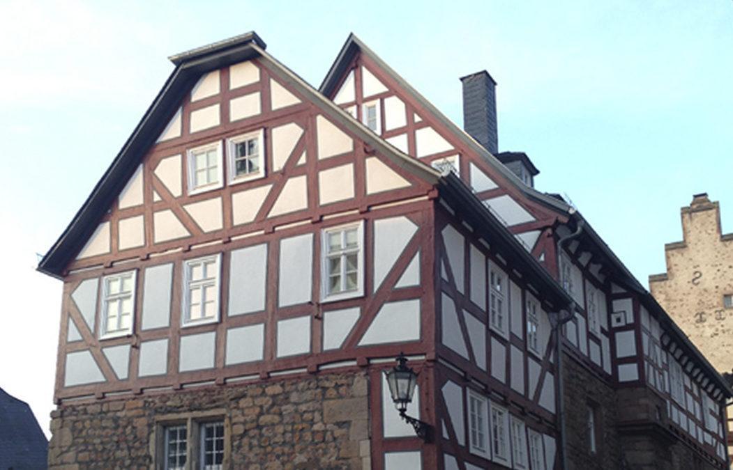 2013 Haus Kilian – Altstadt Marburg