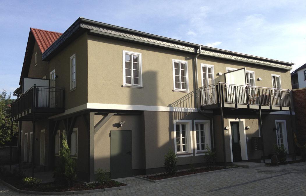 2013 Wohnhaus – Südviertel Marburg