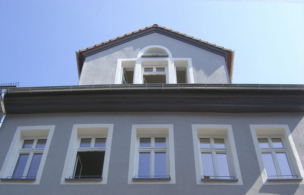 2012 Wohn- und Geschäftshaus – Altstadt Marburg
