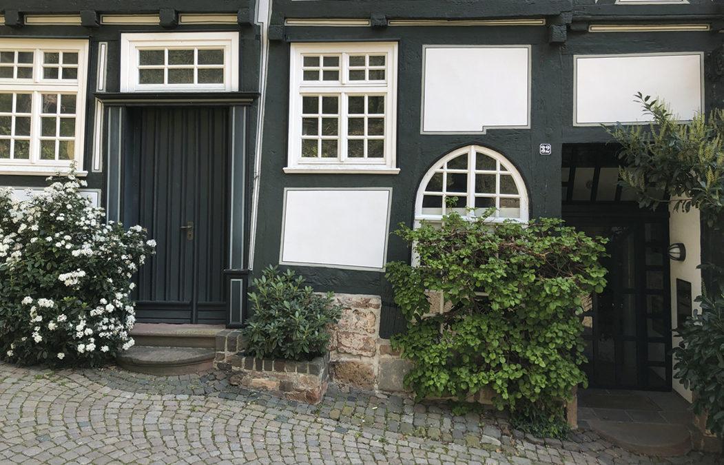 1978 Wohnhaus – Altstadt Marburg